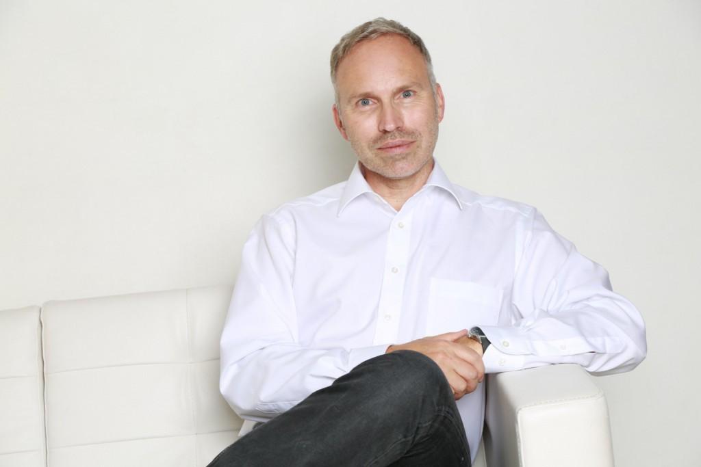 Lars Gutzeit - DHI Institutsgründer