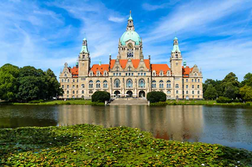 Hannover-Rathaus