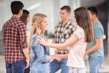Hypnose Gruppenarbeit