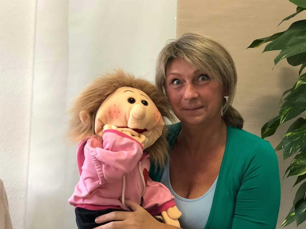 Ilselotte Keksberg (Kinder-Hypnose Expertin) und Katrin Winkelmann Hypnose-Master DHI