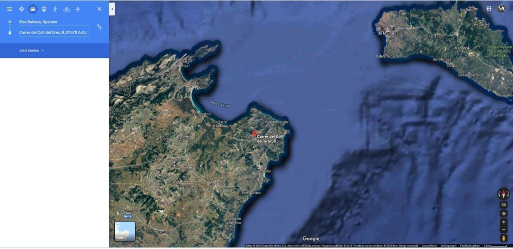 Mallorca - Hyonosesmianare DHI