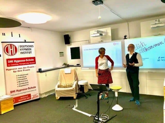 DHI Hypnoseausbildung Stuttgart